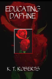 Educating Daphne by K. T. Roberts book cover