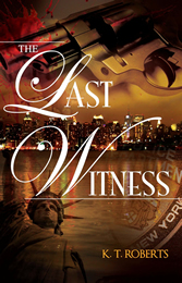 The Last Witness by K. T. Roberts book cover