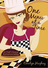 One Menu at a Time by Carolyn Hughey book cover