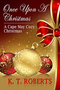 Once Upon a Christmas by K.T. Robertys book cover
